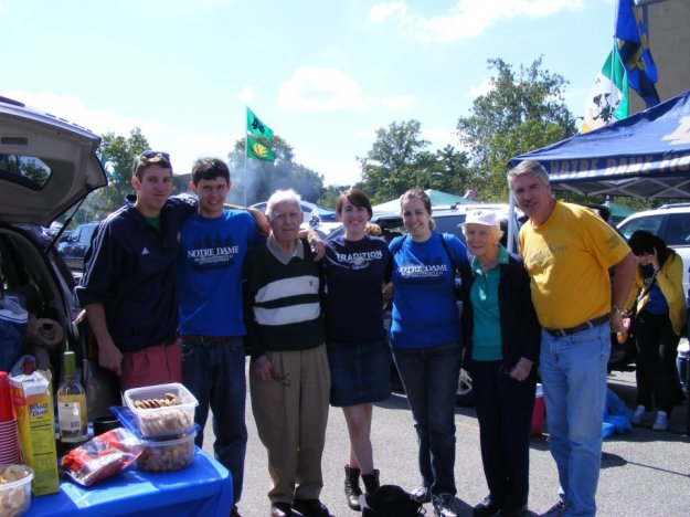 ND family tailgate